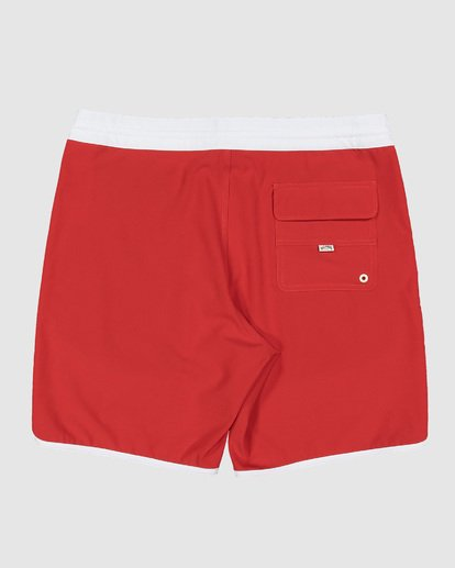 1 Stubbies 73 Lt Boardshorts Red 9507430M Billabong