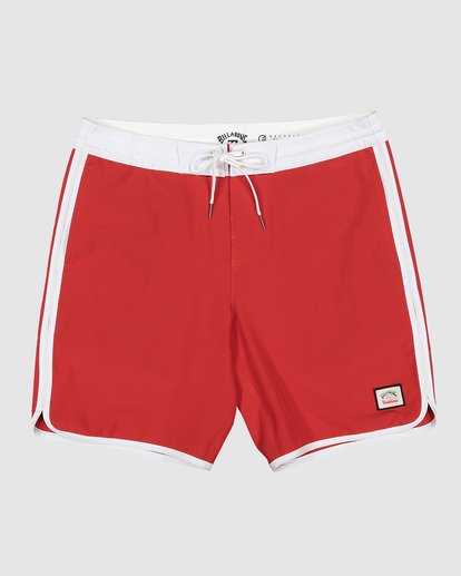 0 Stubbies 73 Lt Boardshorts Red 9507430M Billabong