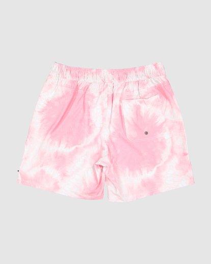 1 Riot Layback Boardshorts Pink 9507452M Billabong