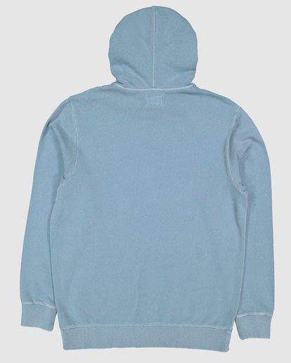4 Overdye Pop Hoodie Blue 9507608 Billabong
