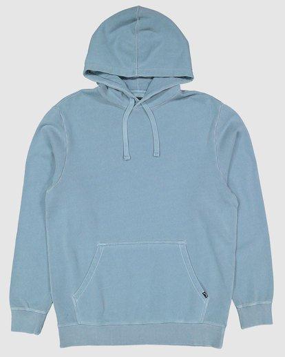 3 Overdye Pop Hoodie Blue 9507608 Billabong