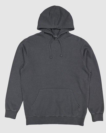 7 Overdye Pop Hoodie Black 9507608 Billabong