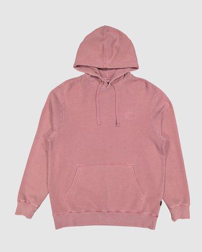 3 Overdye Pop Hoodie Pink 9507608 Billabong