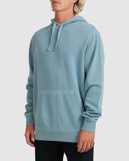 1 Overdye Pop Hoodie Blue 9507608 Billabong