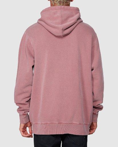 2 Overdye Pop Hoodie Pink 9507608 Billabong