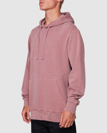 1 Overdye Pop Hoodie Pink 9507608 Billabong