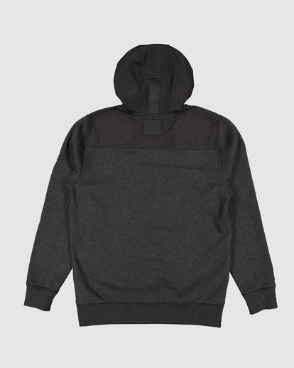 6 Quadrant Furnace Zip Black 9507621 Billabong