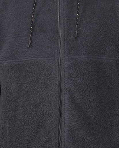 4 Boundary Brushed Zip Thru Black 9507627 Billabong