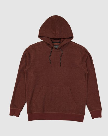 5 Outpost Pullover Brown 9507637 Billabong