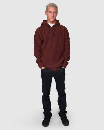 6 Outpost Pullover Brown 9507637 Billabong