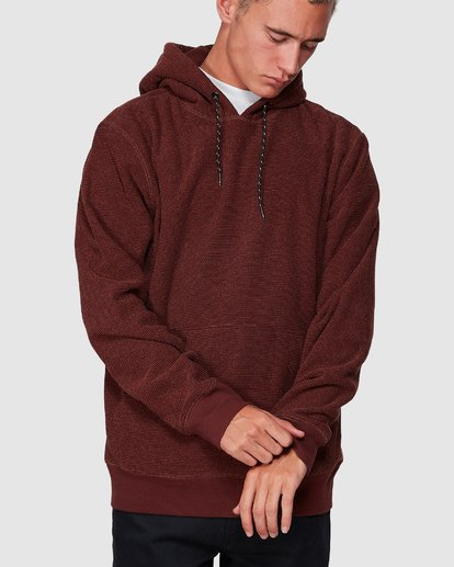 3 Outpost Pullover Brown 9507637 Billabong