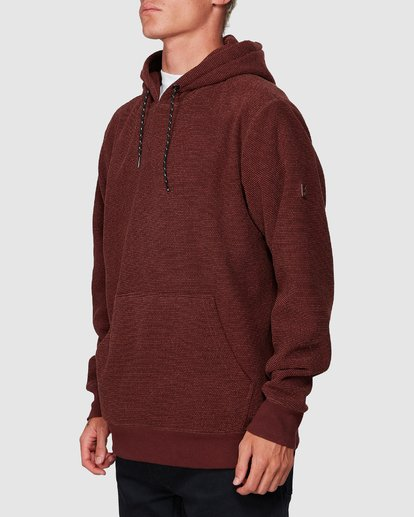 1 Outpost Pullover Brown 9507637 Billabong