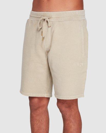 3 Wordsmith Shorts Green 9507651 Billabong