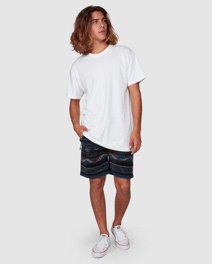 7 Raw Dog Furnace Shorts Blue 9507653 Billabong