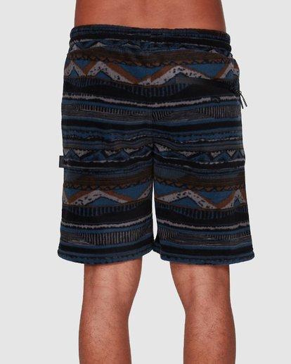 4 Raw Dog Furnace Shorts Blue 9507653 Billabong