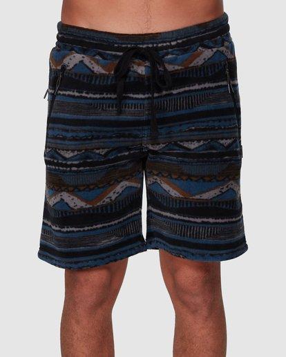 2 Raw Dog Furnace Shorts Blue 9507653 Billabong