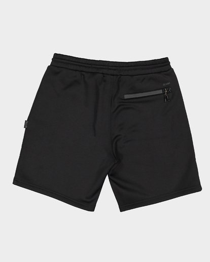 1 Adiv Tech Fleece Shorts Black 9507654 Billabong