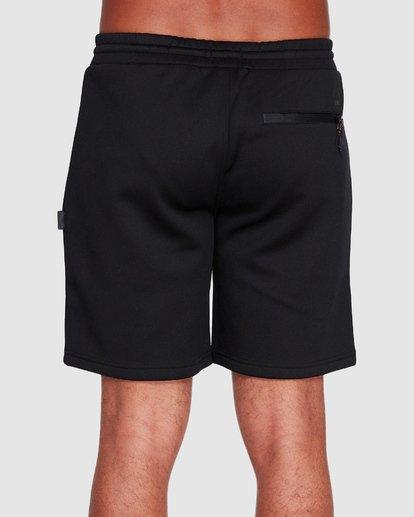 3 Adiv Tech Fleece Shorts Black 9507654 Billabong