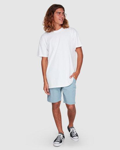 6 Surftrek Oxford Shorts Blue 9507701 Billabong