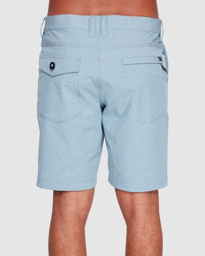 4 Surftrek Oxford Shorts Blue 9507701 Billabong