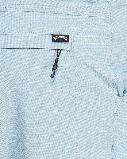 5 Surftrek Oxford Shorts Blue 9507701 Billabong