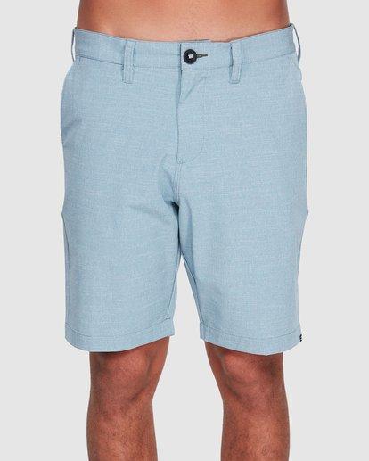 2 Surftrek Oxford Shorts Blue 9507701 Billabong