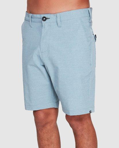 3 Surftrek Oxford Shorts Blue 9507701 Billabong