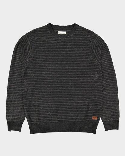 5 Rambler Crew Knit Black 9507802 Billabong