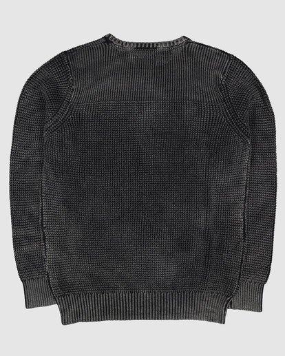 9 East Crew Sweater Black 9507805 Billabong