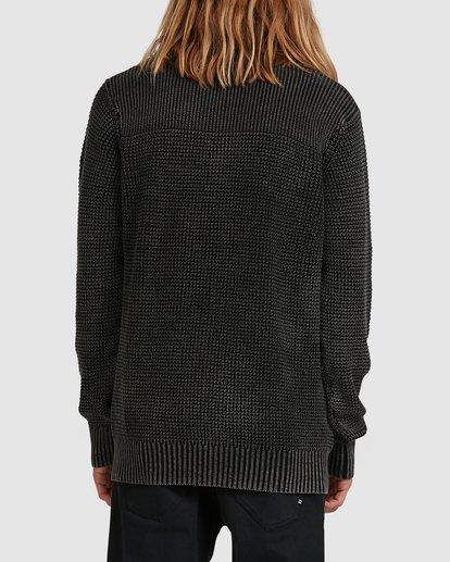 2 East Crew Sweater Black 9507805 Billabong