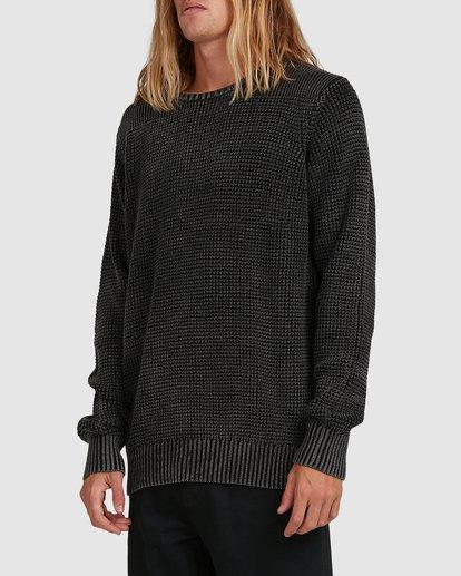 1 East Crew Sweater Black 9507805 Billabong