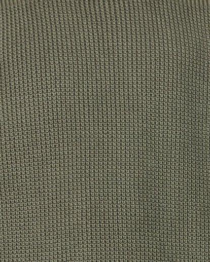 3 East Crew Sweater Green 9507805 Billabong