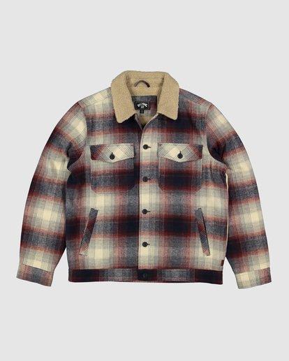 5 Barlow Sherpa Jacket Blue 9507906 Billabong