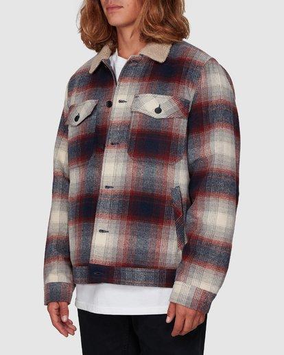 1 Barlow Sherpa Jacket Blue 9507906 Billabong