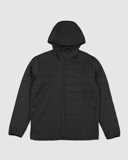 5 Journey Adiv Puffer Jacket Black 9507909 Billabong