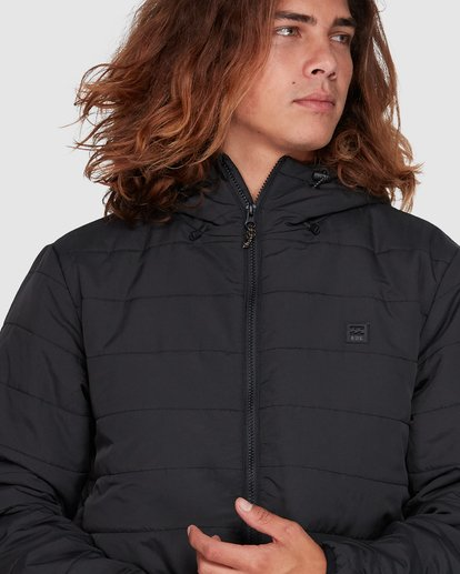 3 Journey Adiv Puffer Jacket Black 9507909 Billabong