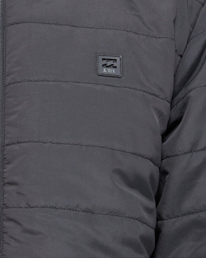 4 Journey Adiv Puffer Jacket Black 9507909 Billabong