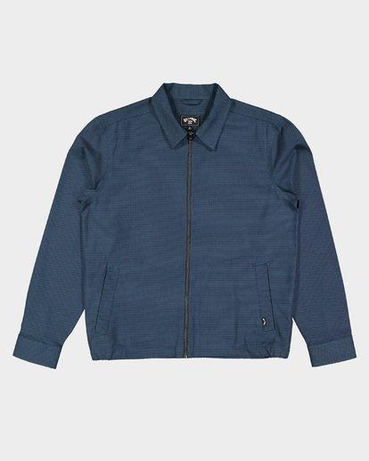 5 Carter Jacket Blue 9507913 Billabong