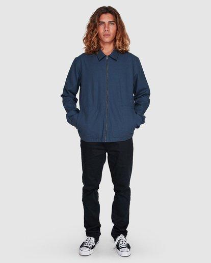 6 Carter Jacket Blue 9507913 Billabong