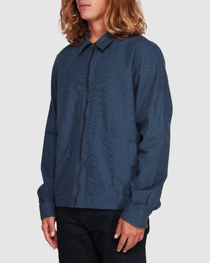 1 Carter Jacket Blue 9507913 Billabong