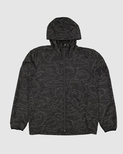 5 Transport Print Jacket Camo 9507914 Billabong