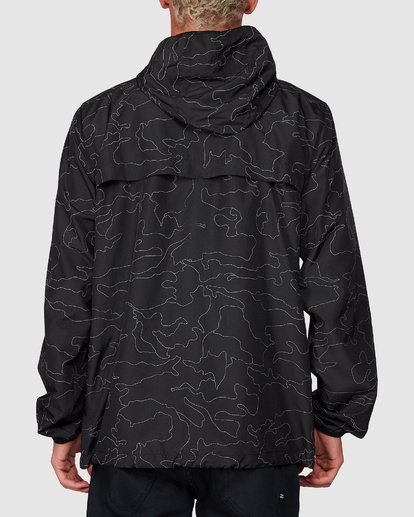2 Transport Print Jacket Camo 9507914 Billabong