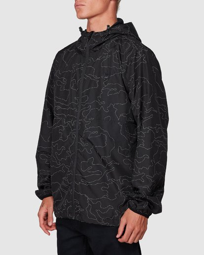 1 Transport Print Jacket Camo 9507914 Billabong