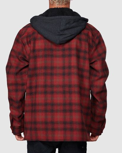 2 Furnace Bonded Shirt Red 9507916 Billabong