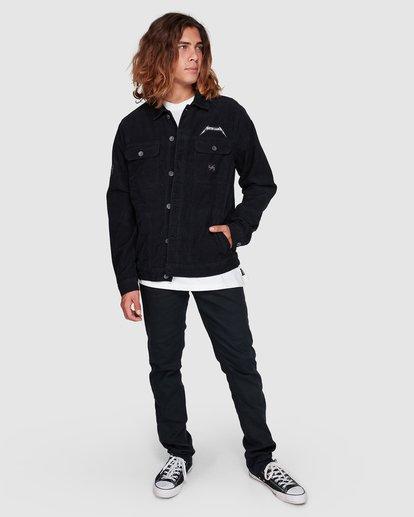 6 Shortest Straw Jacket Black 9507922 Billabong
