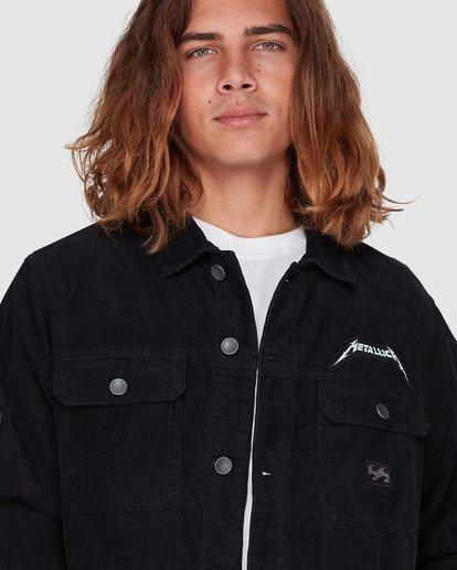 4 Shortest Straw Jacket Black 9507922 Billabong