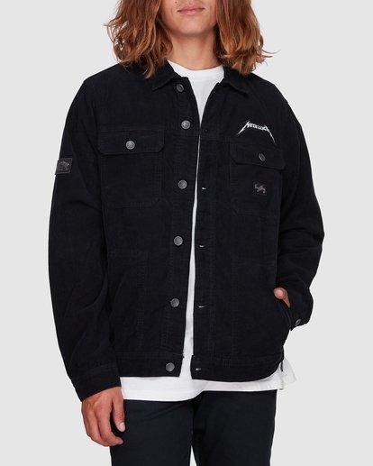 1 Shortest Straw Jacket Black 9507922 Billabong