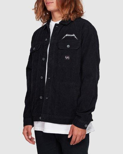 2 Shortest Straw Jacket Black 9507922 Billabong