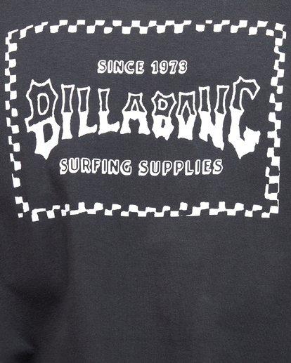 5 Surf Goods Short Sleeve Tee Black 9508006 Billabong