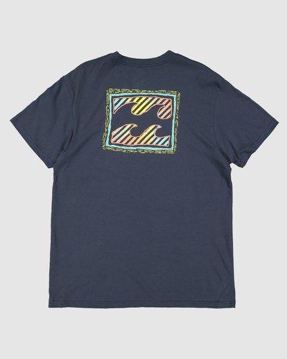 11 Nosara Short Sleeve Tee Blue 9508017 Billabong